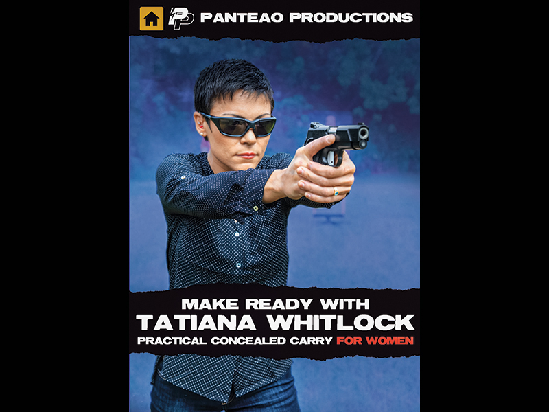 Tatiana Whitlock is featured in a Panteao Productions DVD for women.