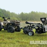 farmland, ATV, all-terrain vehicles, farming, Plotmaster Hunter 400
