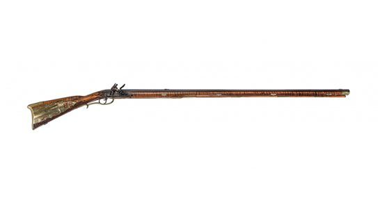 Kentucky long rifle, rifles, G. Eister