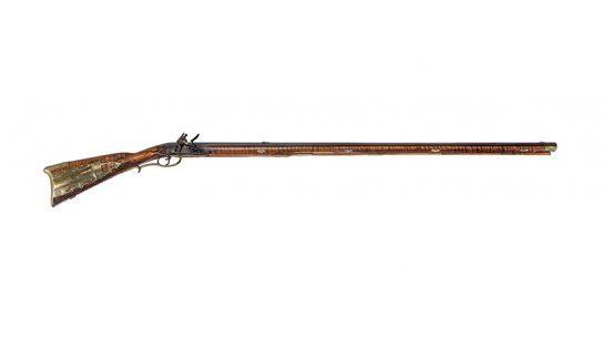 Kentucky long rifle, rifles, G. Eister