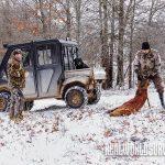ATV for hog hunting