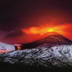 Yellowstone Caldera volcano