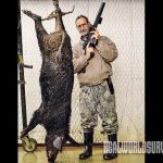 Martin Topper hog hunting