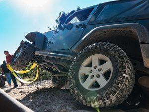 Roadside Rescue Kit, Tow Straps