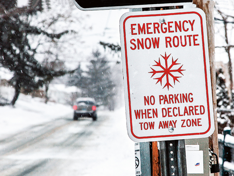 winter roadway, winter storm, survival tips, winter safety tips