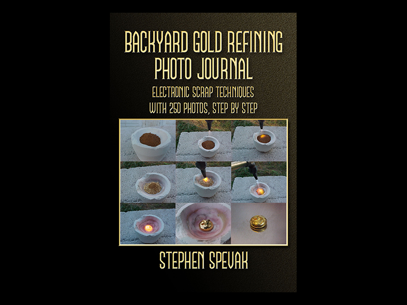 Backyard Gold Refining book cover