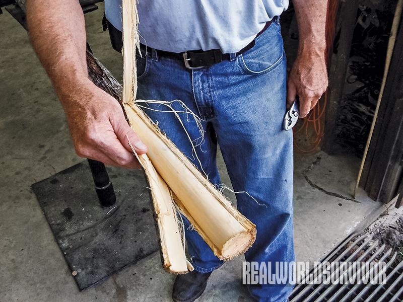 diy, diy project, longbow wood, longbow bark, bow and arrow