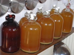 "Learn how to make your own Spirit Fire cider from Larry Ference's book ""Create In The Kitchen."""