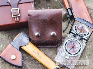 compass belt pouch