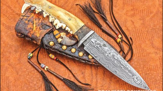 Mountain Hollow steel blade knife