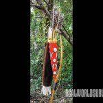 quiver, archery, longbow, arrow, bow and arrow, diy, diy project