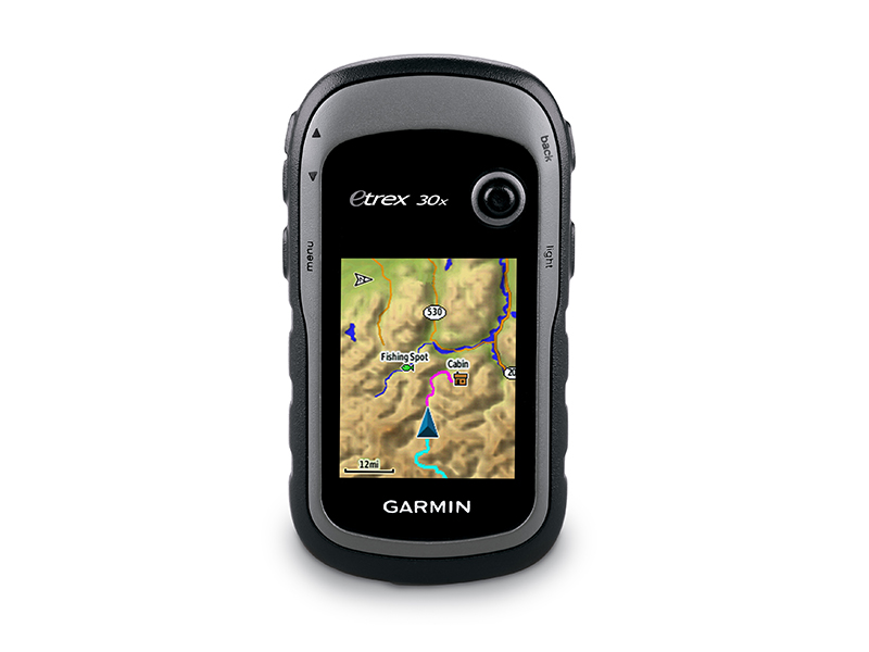 Garmin eTrex 30X, SHOT Show 2016, off the grid gear