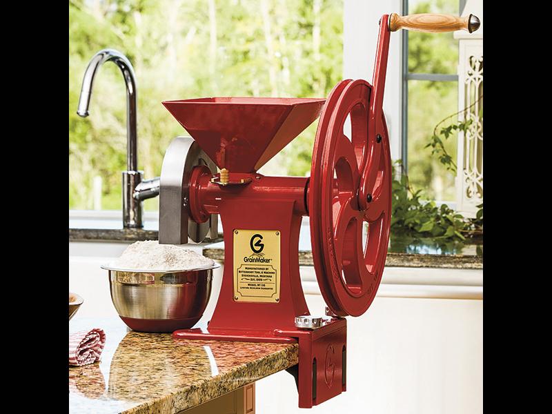 GrainMaker grinder