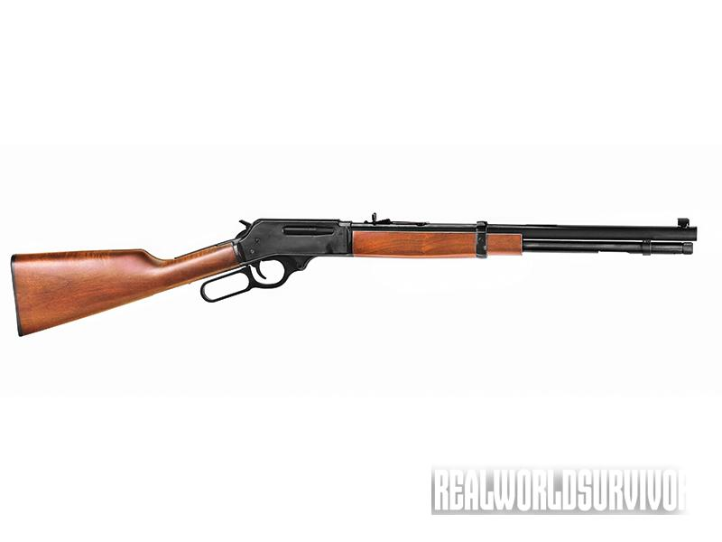 The All-American Henry .30-30 Rifle
