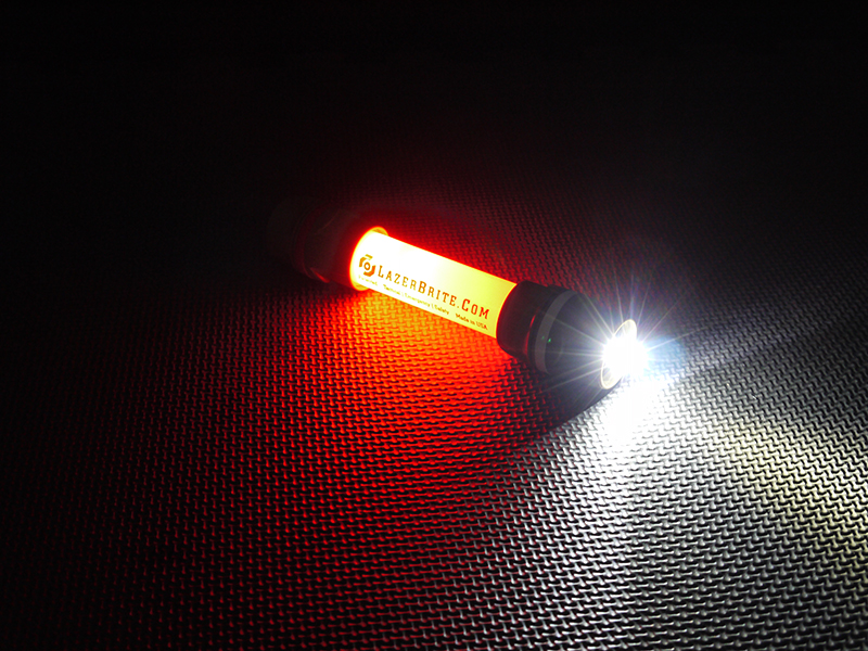 LazerBrite Tactical Flashlight System, SHOT Show 2016, off the grid gear