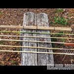 arrows, longbow, bow and arrow, river cane