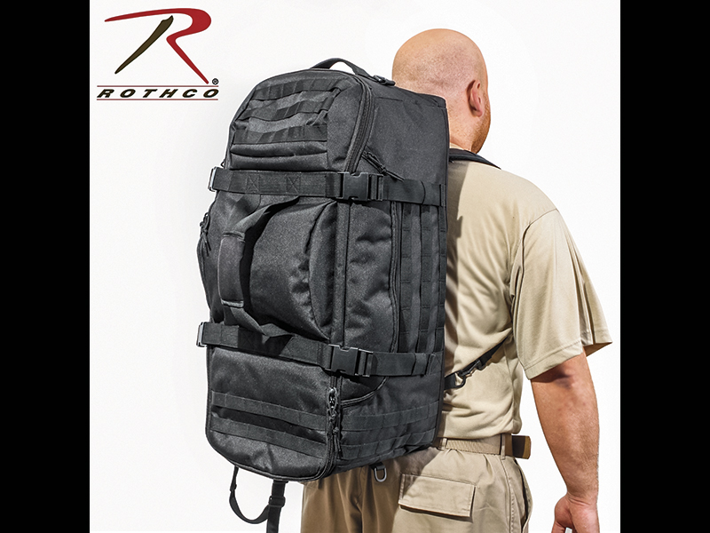 Rothco 3-in-1 Mission Survival Pack