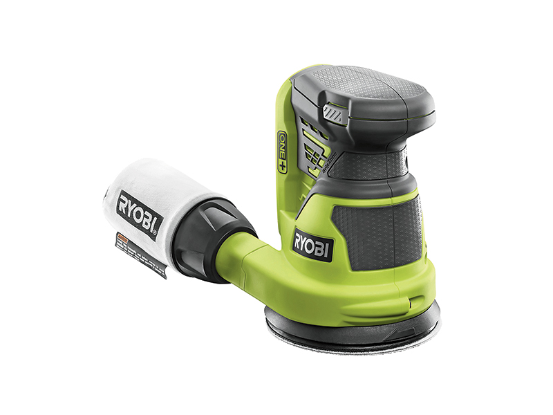DIY, homestead, diy projects, tools, Ryobi 5-Inch Random Orbit Sander