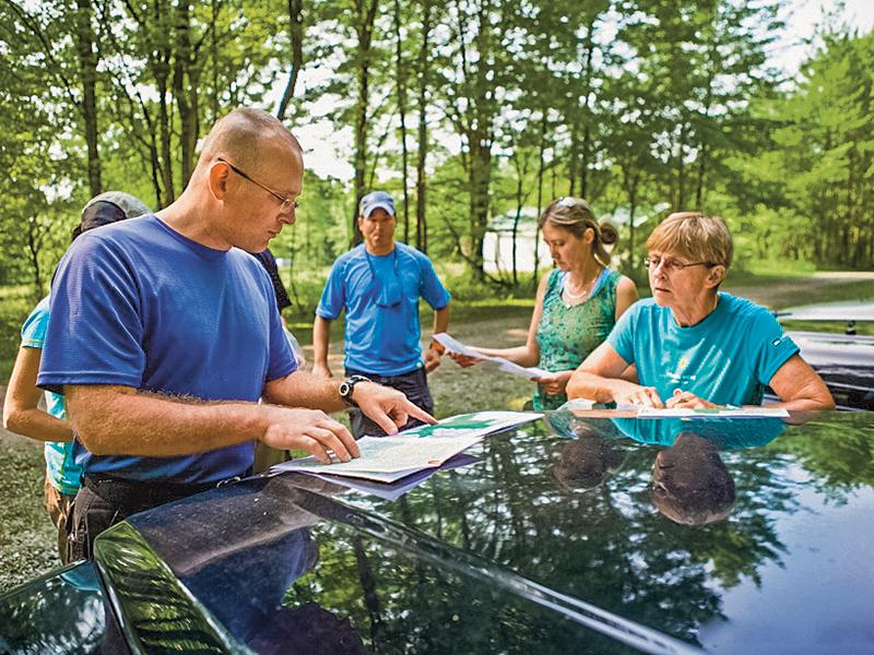 Experiential Exercise Wilderness Survival Group Behaviour