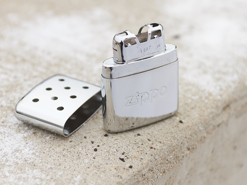 Zippo 6-Hour Hand Warmer, SHOT Show 2016, off the grid gear