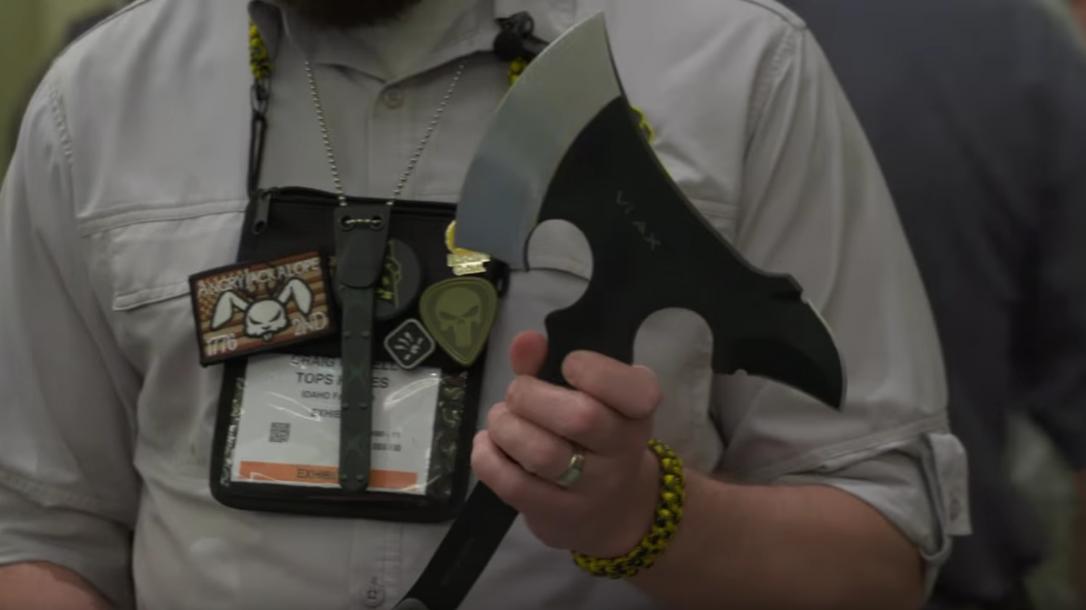 ax, axes, TOPS Knives, Viking Tool