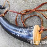 diy powder horn