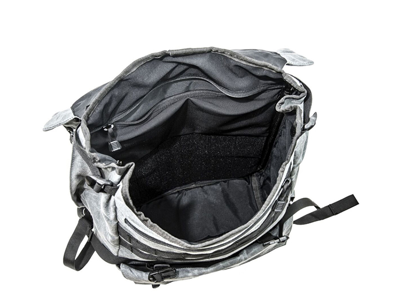 Grey Ghost Gear, Gypsy Pack, top view