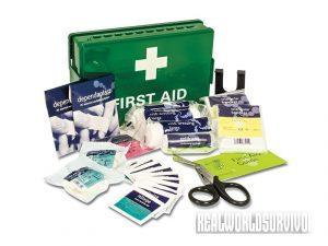 medical emergency, rural emergency, backwoods emergency, first-aid