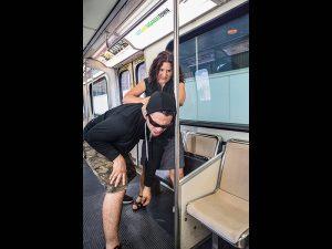Transit Attack Escape Tactics neck squeeze