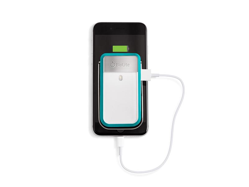 PowerLight Mini, charging, BioLite