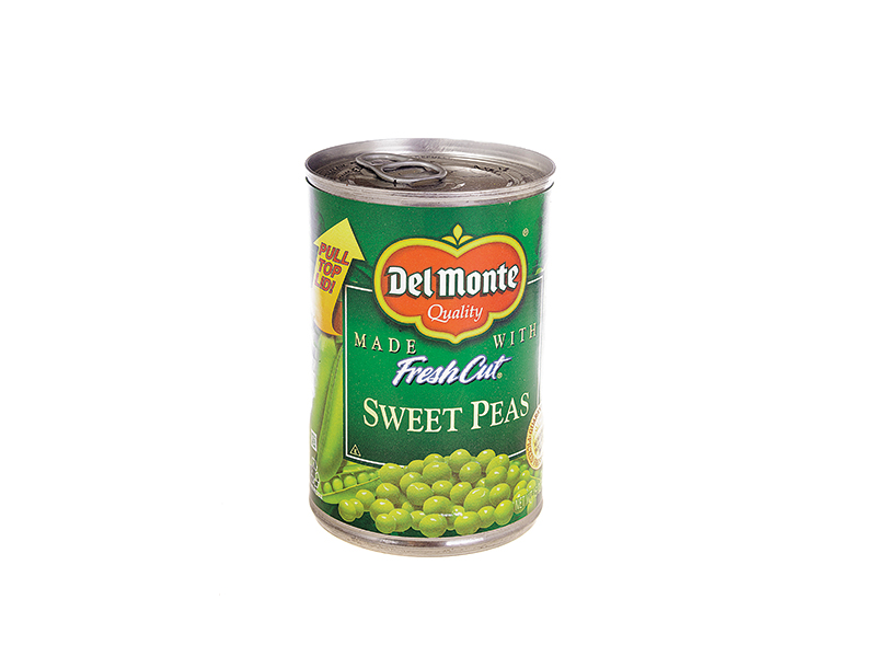 Barter & Trade stockpile canned goods sweet peas