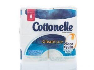 Barter & Trade stockpile Cottonelle toilet paper