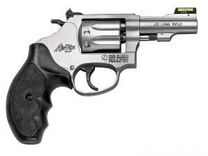Backcountry Pocket Pistols Smith & Wesson Model 317 pistol