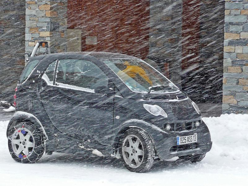 Canada, smart car, snow car, skiing, skis, Ottawa, ATv