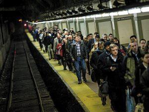 Transit Attack Escape Tactics subway