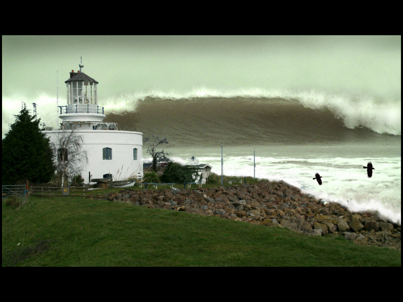 Tsunami Preparedness Week 2016, natural disaster, tsunami, earthquake