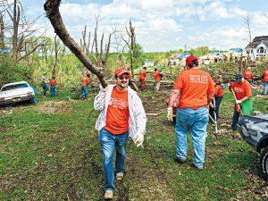 National Volunteer Week, volunteer, volunteers, volunteering, red cross