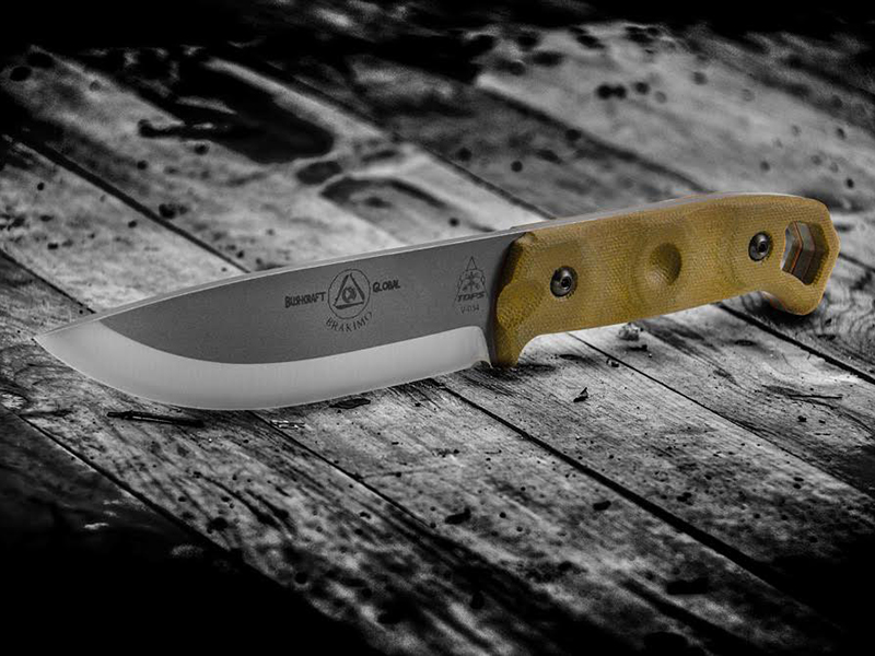 brakimo knife front view
