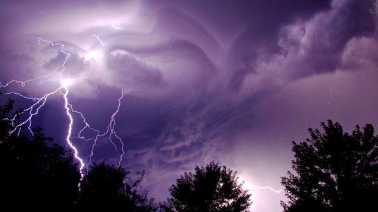 Storm Clouds, clouds, storm, lighting, thunder, tornado
