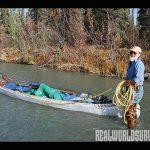 moose hunting, hunting, canoe