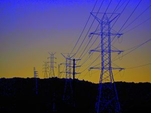 electrical grid, power grid cyberattack