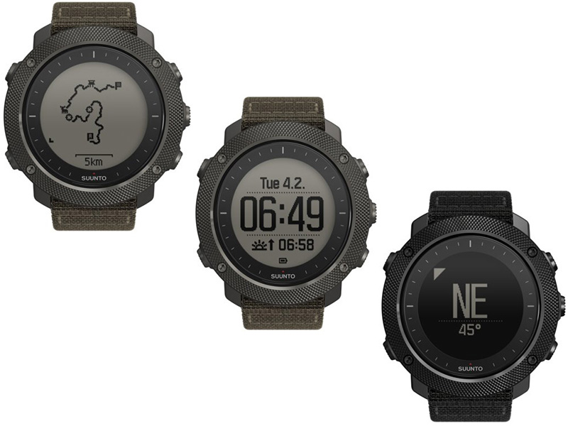 Suunto Traverse Alpha Watch
