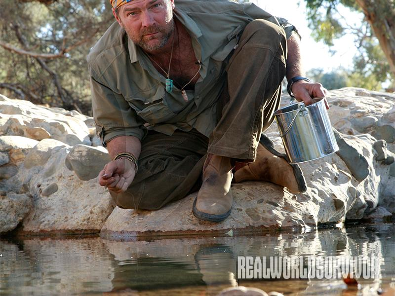 les stroud survivorman fishing