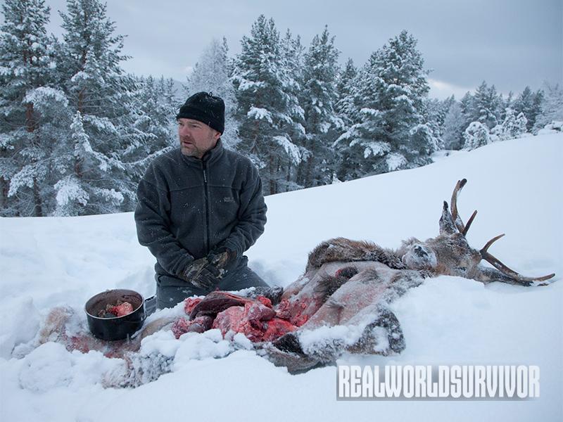 les stroud survivorman hunting