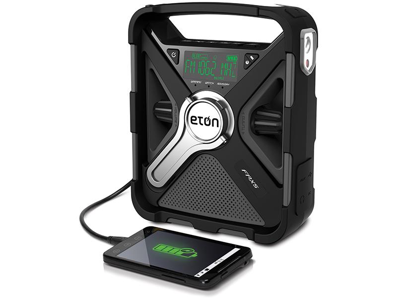 Eton FRX5-BT Shortwave emergency radios