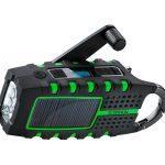 Eton Scorpion II Solar Powered emergency radios