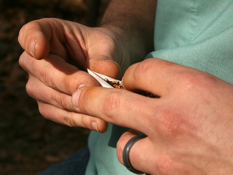cigarettes bartering