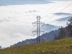 emp attack mountain power line