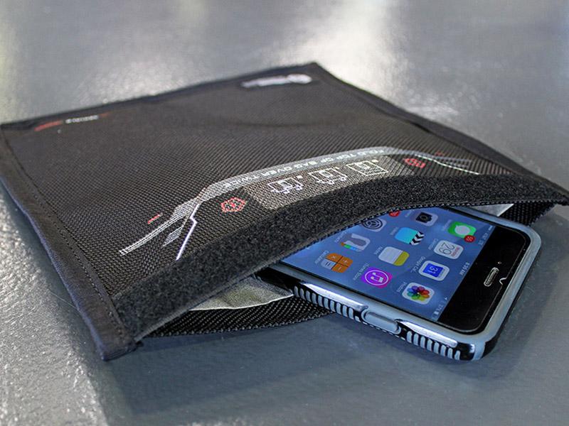 emp attack faraday pouch