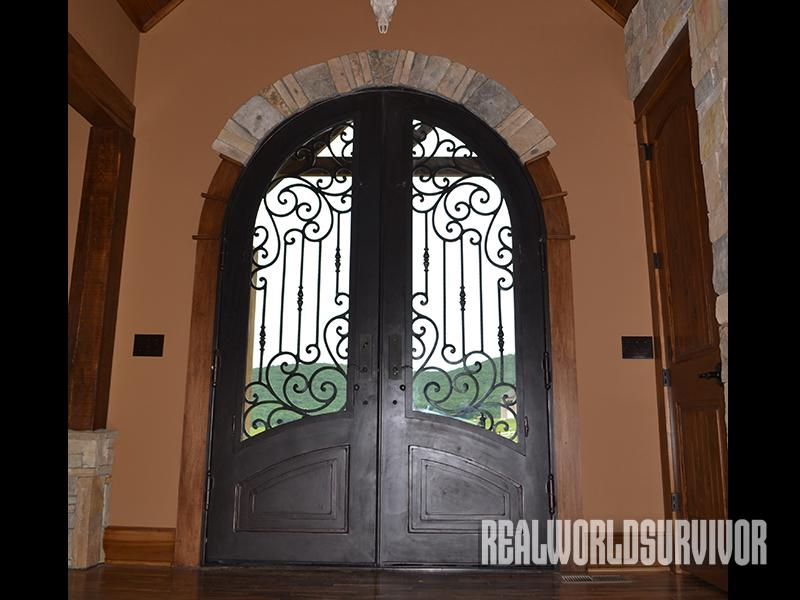 safe house doorway